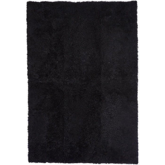NC Living New Zealand Design Rug - ShortWool Curly | 170x240 cm. Design Rugs Black