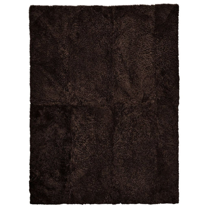 NC Living New Zealand Design Rug - ShortWool Curly | 170x240 cm. Design Rugs Cappuccino