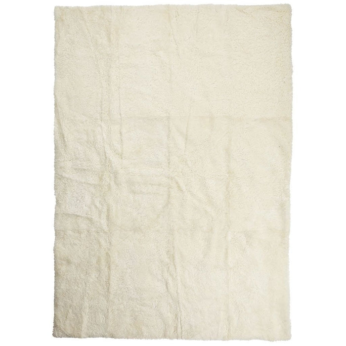 NC Living New Zealand Design Rug - ShortWool Curly | 200x300 cm. Design Rugs Ivory