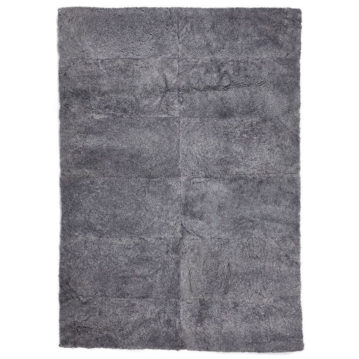 NC Living New Zealand Design Rug - ShortWool Curly | 250x350 cm. Design Rugs Light Grey
