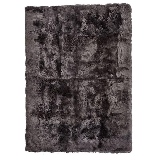 NC Living New Zealand Design Rug - longwool | 214x275 cm. Design Rugs Steel