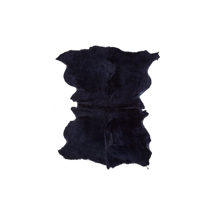 NC Living New Zealand Double-Face - Short-Wool |  100 cm Skins Navy