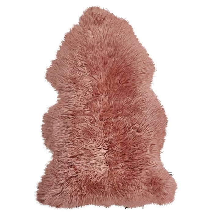 NC Living New Zealand Sheepskin - Longwool | 115 cm. Skins Rosa