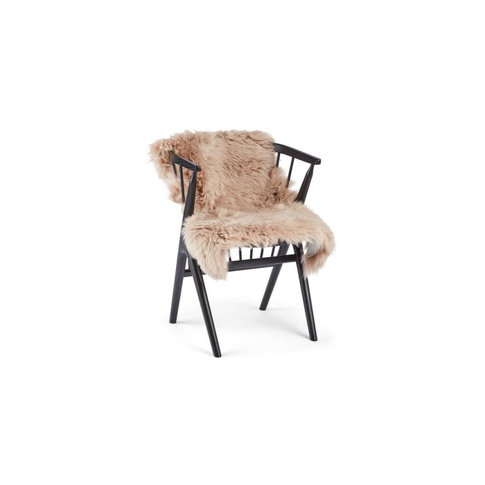 NC Living New Zealand Sheepskin - Longwool | 115 cm. Skins Warm Sand
