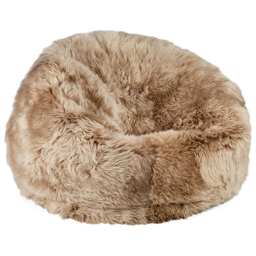 NC Living New Zealand bean bag - LongWool | Size L Bean Bags Linen