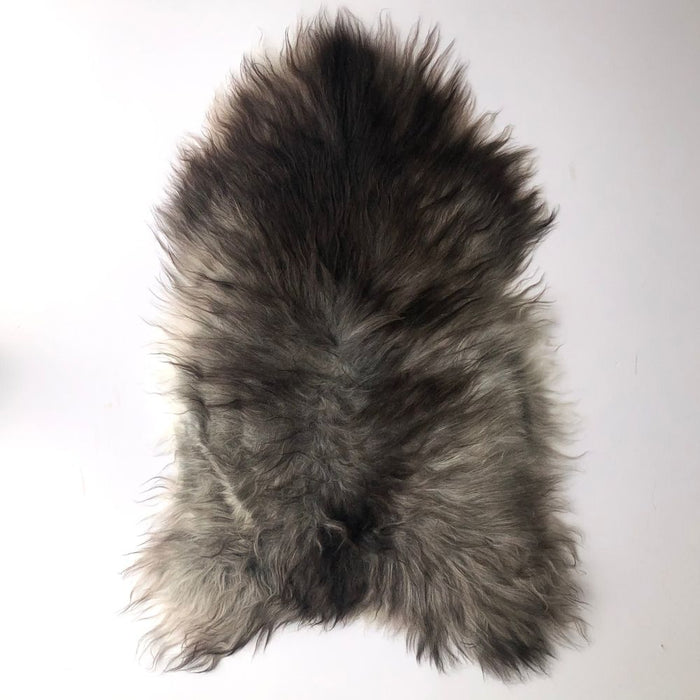 NC Unika Premium Sheepskin | Iceland | Natural grey | Unique Number 14857 | 114 x 71 cm Skins