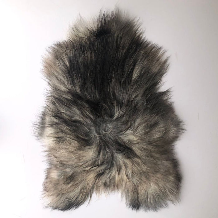 NC Unika Premium Sheepskin | Iceland | Natural grey | Unique Number 14901 | 112 x 82 cm Skins