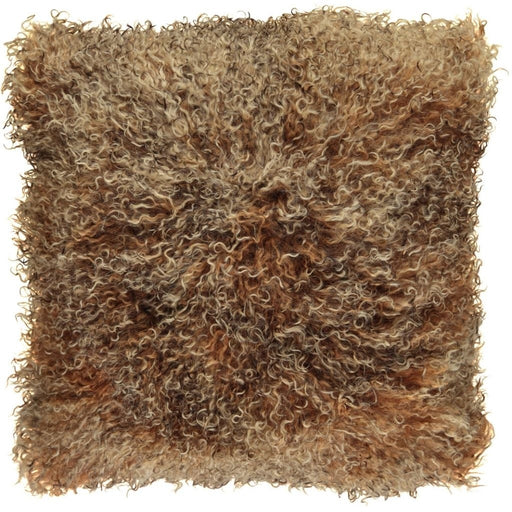 NC Living Tibetan Sheepskin Cushion | 40x40 cm. Cushions Sunset