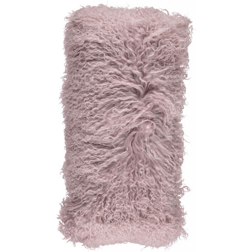 NC Living Tibetan Sheepskin cushion | 28x56 cm. Cushions Dove