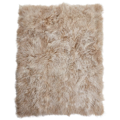 NC Living Tibetan Sheepskin throw | 140x180 cm. Throws Arctic Sunrise