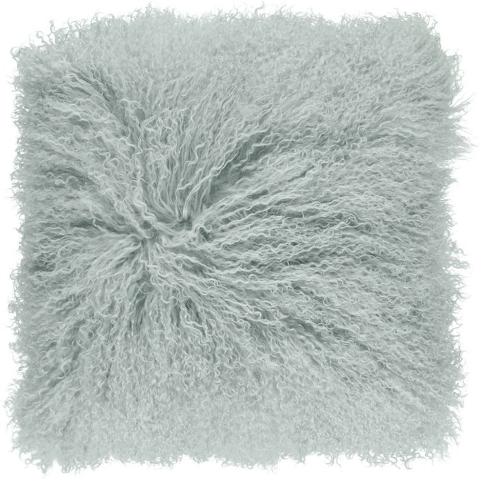 NC Living Tibetan sheepskin Cushion | 40x40 cm. Cushions Mint