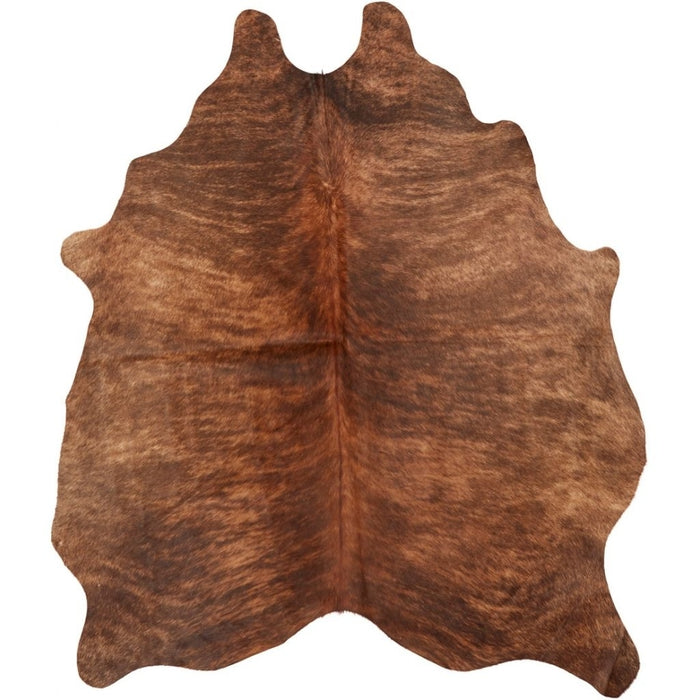 NC Cowhide UNIKA Cow Hide. Size: 2,37 m2. Color: Exotic Dark Hides