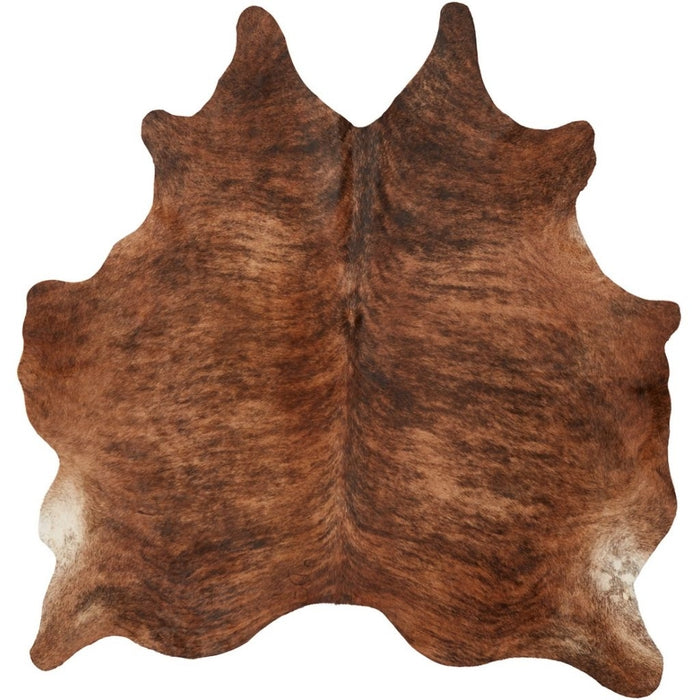 NC Cowhide UNIKA Cow Hide. Size: 2,43 m2. Color: Exotic Dark Hides