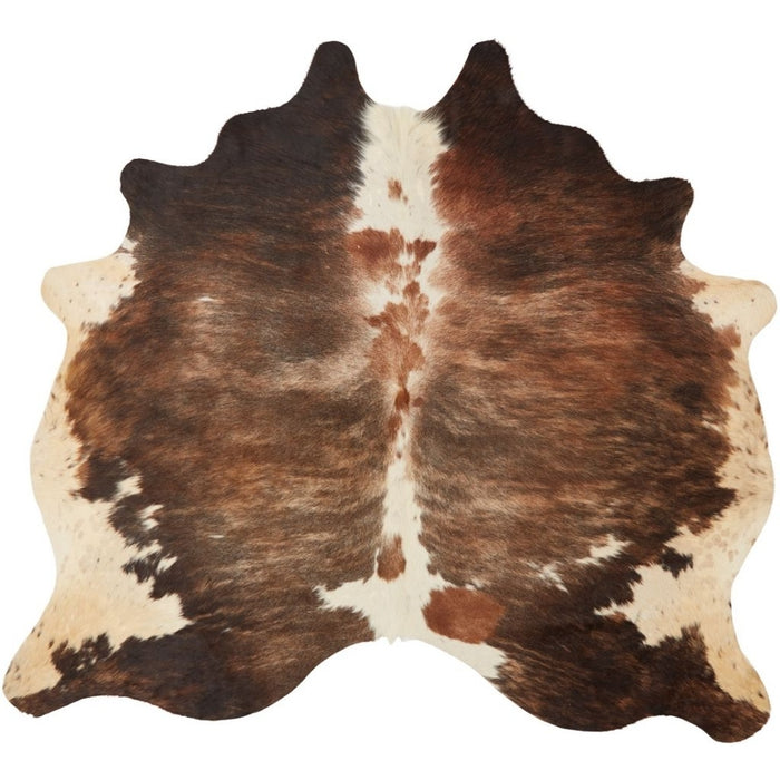 NC Cowhide UNIKA Cow Hide. Size: 2,47 m2. Color: Exotic Dark Hides