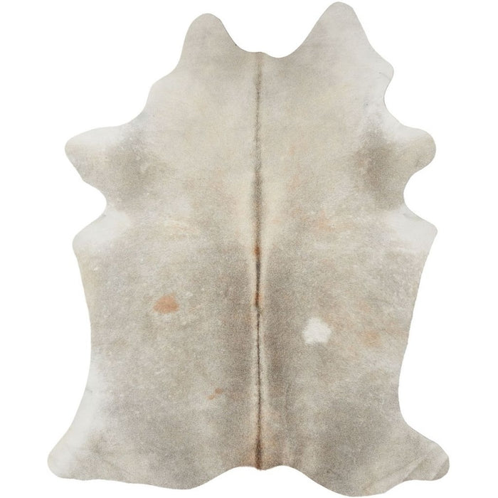 NC Cowhide UNIKA Cow Hide. Size: 2,5 m2. Color: Natural Grey Hides Natural Grey