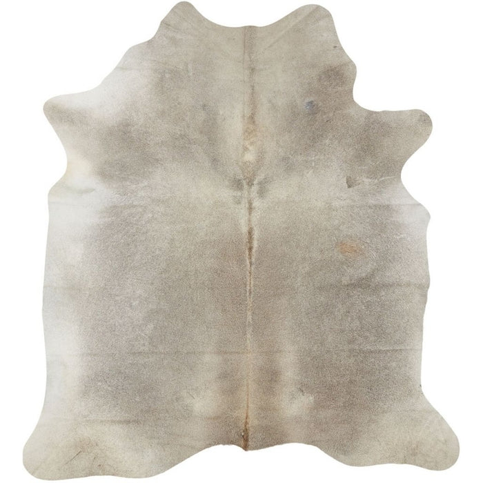 NC Cowhide UNIKA Cow Hide. Size: 2,86 m2. Color: Natural grey Hides Natural Grey