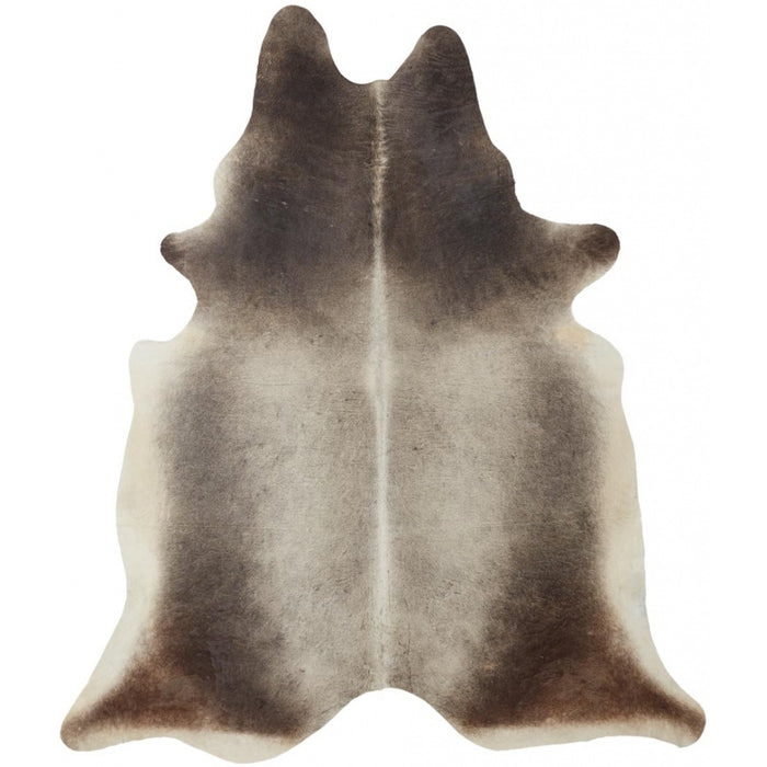 NC Cowhide UNIKA Cow Hide. Size: 3,7 m2. Color: Natural Grey Hides