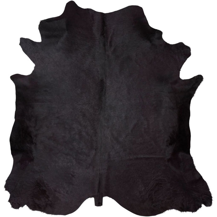 NC Cowhide UNIKA Cow Hide. Size: 4,00 m2. Color: Dark Grey Hides