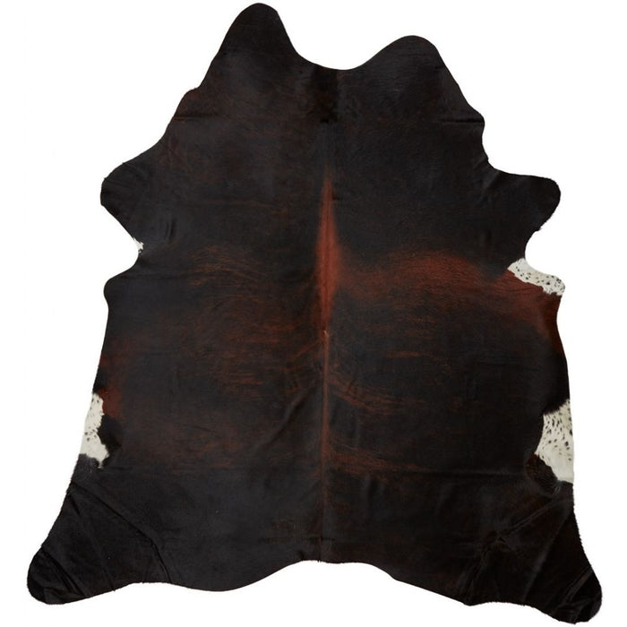 NC Cowhide UNIKA Cow Hide. Size: 4,17 m2. Color: Exotic Dark Hides Exotic Dark