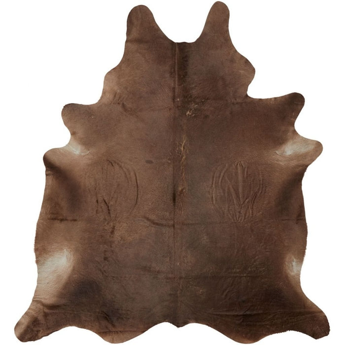 NC Cowhide UNIKA Cow Hide. Size: 4,17 m2. ass. Color: Bown Hides