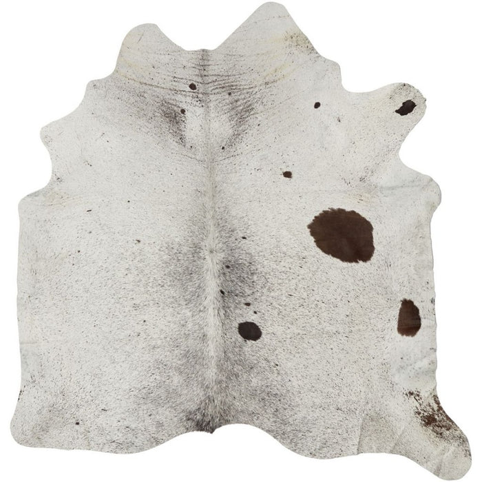NC Cowhide UNIKA Cow Hide. Size: 3,37 m2. Color: Salt & Pepper (black/white) Hides Salt&pepper (black/white)