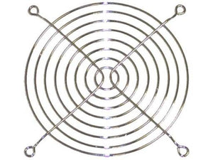 "120mm Metal Wire Grill Finger Cooling Fan Guard ( Suit 19"" Inch Rack-Mount App)"