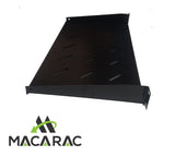 "1U 180mm Deep Cantilever Shelf / Tray for 19"" inch Rack System Server Cabinet"