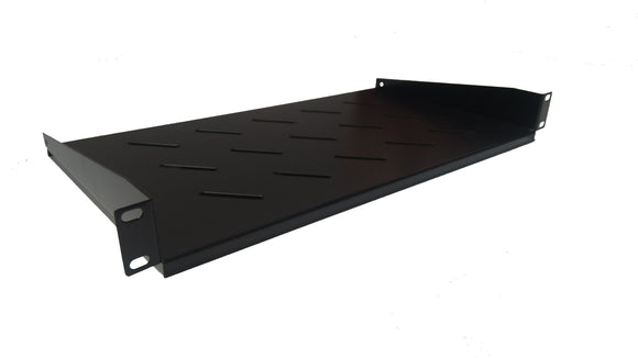 1U 180mm Deep Cantilever Shelf / Tray for 19