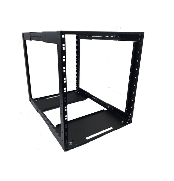 12U Adjustable Depth Open Rack 4 Post 19