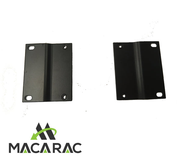 2U Reducer Brackets Fit 19