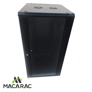 "24U 450mm FREE STANDING / WALL-MOUNT 19"" Professional Range 19"" Rack Cabinet"
