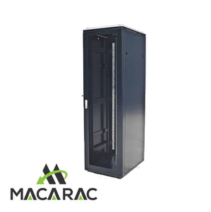 "37U 800mm DEEP SERVER / DATA CABINET (19"" Rack / Incl. 4 x 240Vac Fan Unit)"