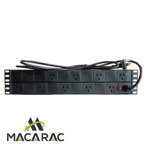 2U 10 WAY POWER DISTRIBUTION UNIT (PDU) 19