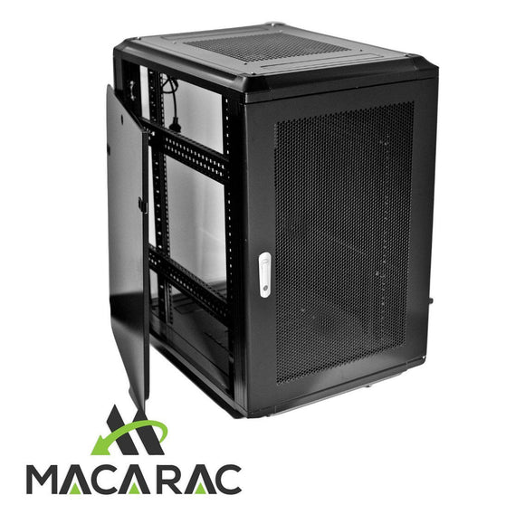 18U 800mm DEEP SERVER / DATA CABINET (19