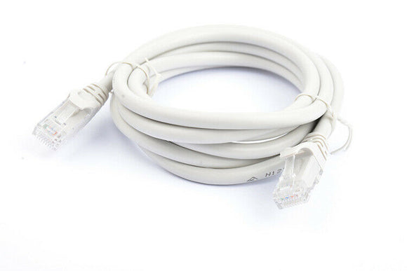8Ware Cat6a UTP Ethernet Cable 2m Snagless Grey