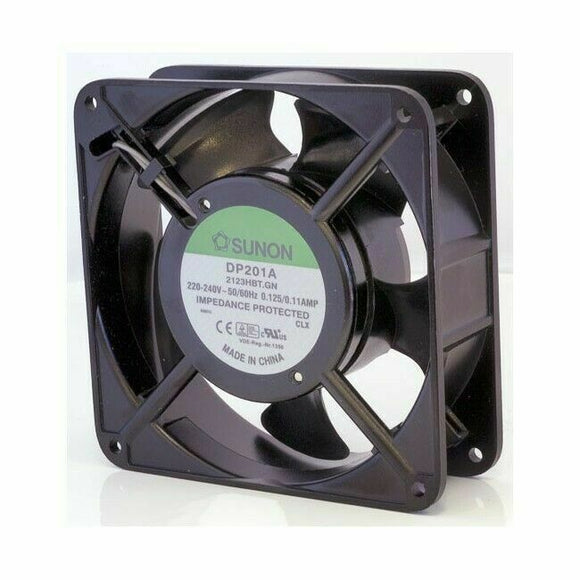 Sunon 120mm 240Vac FAN  DP201A (Ball Bearing Motor)