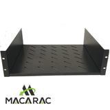 "3U 400mm Deep H/D Cantilever Shelf ( 19"" Inch Rack Mount Application )"
