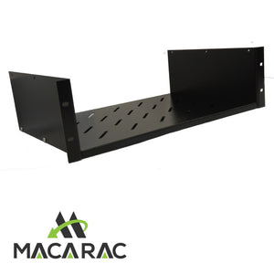 "3U 300mm Deep H/D Cantilever Shelf (19"" Inch Rack Mount Application)"