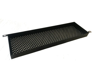 "3U Perferated Security Panel (19"" Inch Rack-Mount Application)"