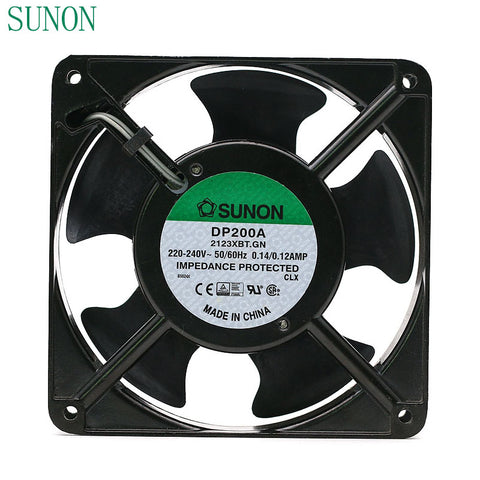 "120mm 240Vac FAN (19"" Inch Rack-Mount Application / Hard-Wiring Required)"