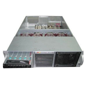 NEW CAT-39650G TGC-39650G, TGC RACK MOUNTABLE SERVER CHASSIS 3U 650MM DEPTH .e.