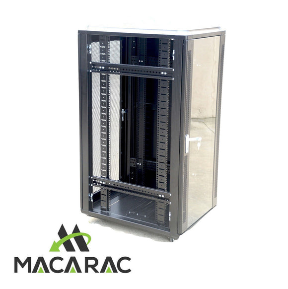 27U 800mm DEEP SERVER / DATA CABINET (19
