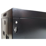 "6U 450mm FREE STANDING / WALL-MOUNT 19"" Professional Range 19"" Rack Cabinet"