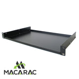 "1U 400mm DEEP H/D CANTILEVER SHELF (19"" Inch Rack Mount Application)"