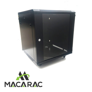 "12U 450mm FREE STANDING / WALL-MOUNT 19"" Professional Range 19"" Rack Cabinet"