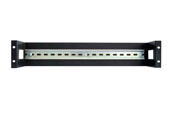 CERTECH 2RU Din Mount Rail, 100mm Deep