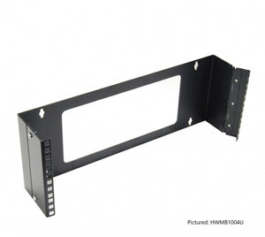 "CERTECH 3RU 100mm Deep 19"" Wall Mount Bracket"
