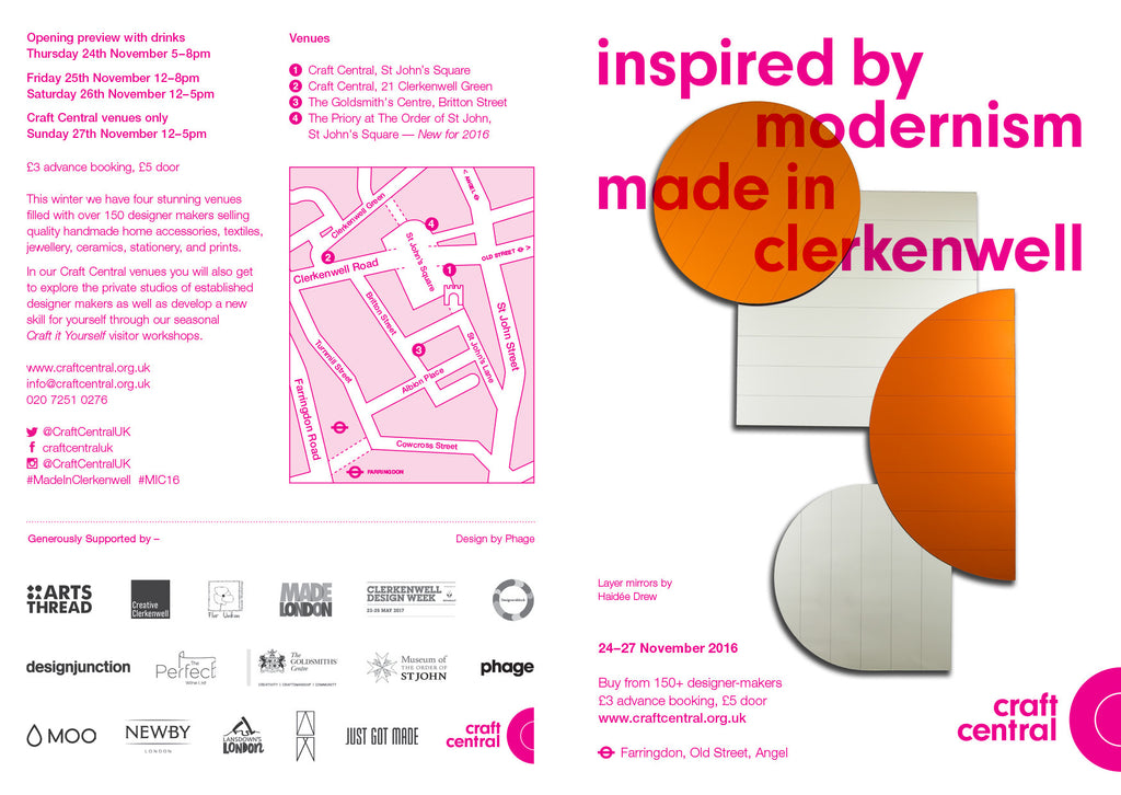 Made In Clerkenwell Winter 2016