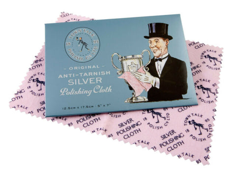 Silver Cloth ( Jewellery cleaning cloth )