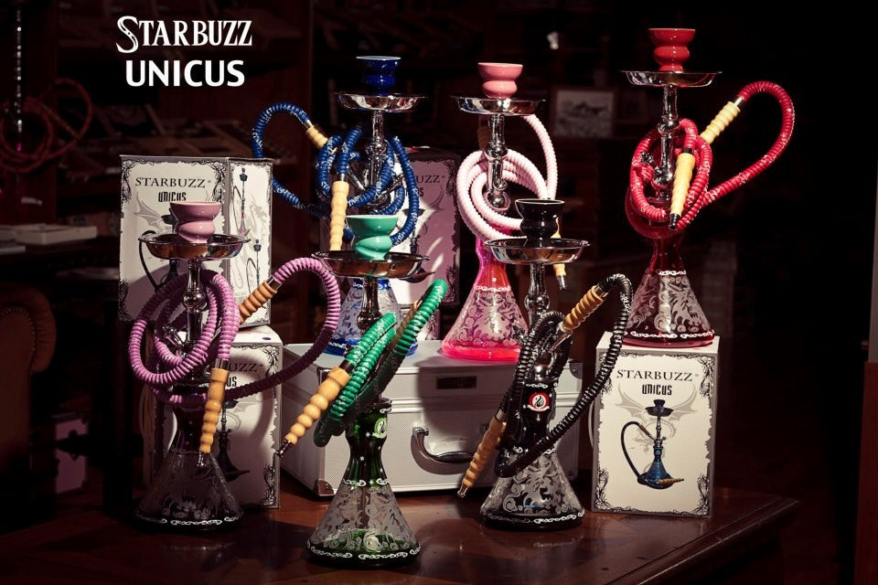 The Perfect Holiday Shisha
